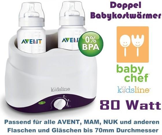 Babykostwärmer Ohne Wasser