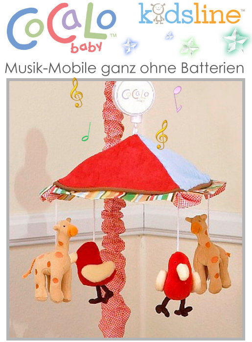 musik mobile zum aufziehen stoff f r baby gitter kinderbett spieluhr mobilee ebay. Black Bedroom Furniture Sets. Home Design Ideas