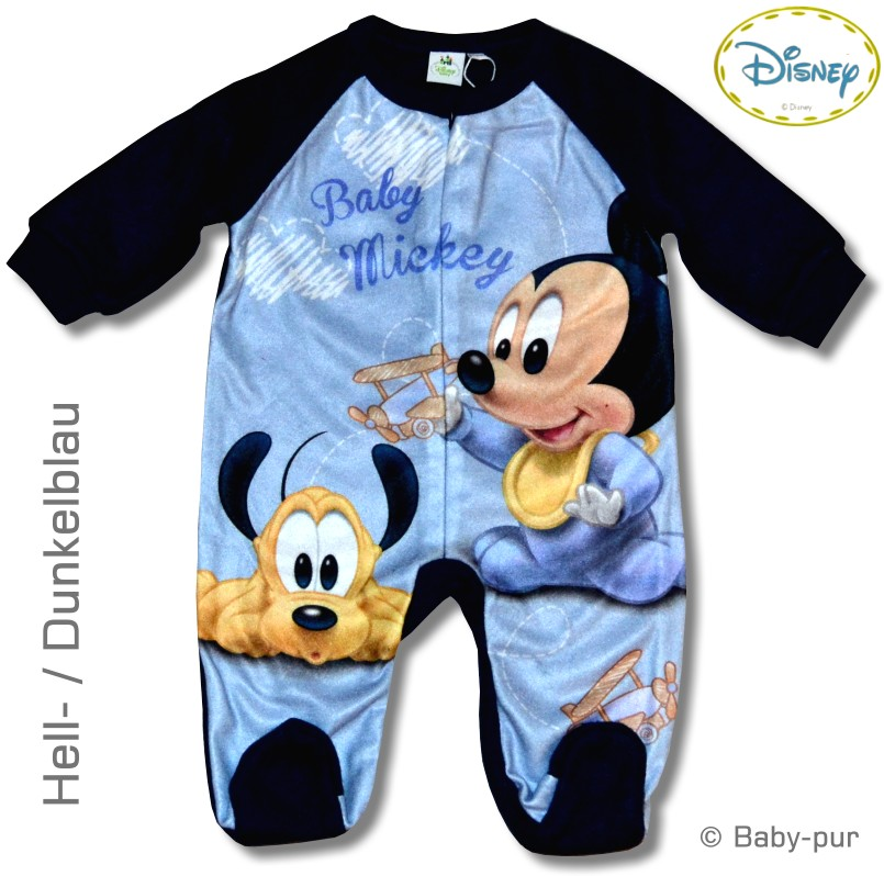 disney baby strampler schlafanzug langarm f linge. Black Bedroom Furniture Sets. Home Design Ideas
