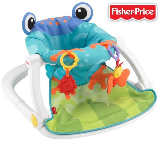 fisher price sit me up bodensitz f r baby kleinkind babysitz h ngesitz sitz ebay. Black Bedroom Furniture Sets. Home Design Ideas