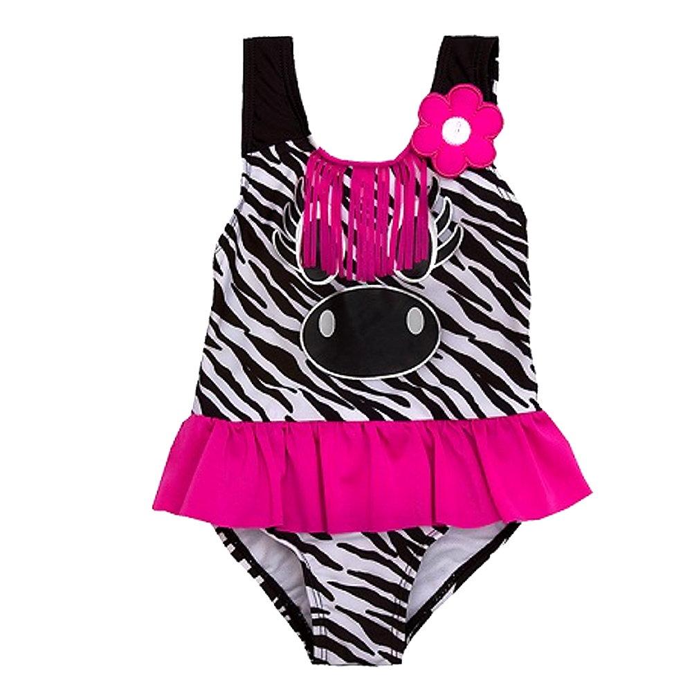 baby und kinder badeanzug 3d motiv m dchen bademode einteiler 3 monate 6 jahre ebay. Black Bedroom Furniture Sets. Home Design Ideas