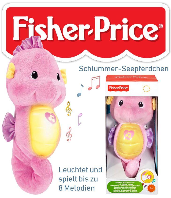 Fisher-Price Schlummer Seepferdchen