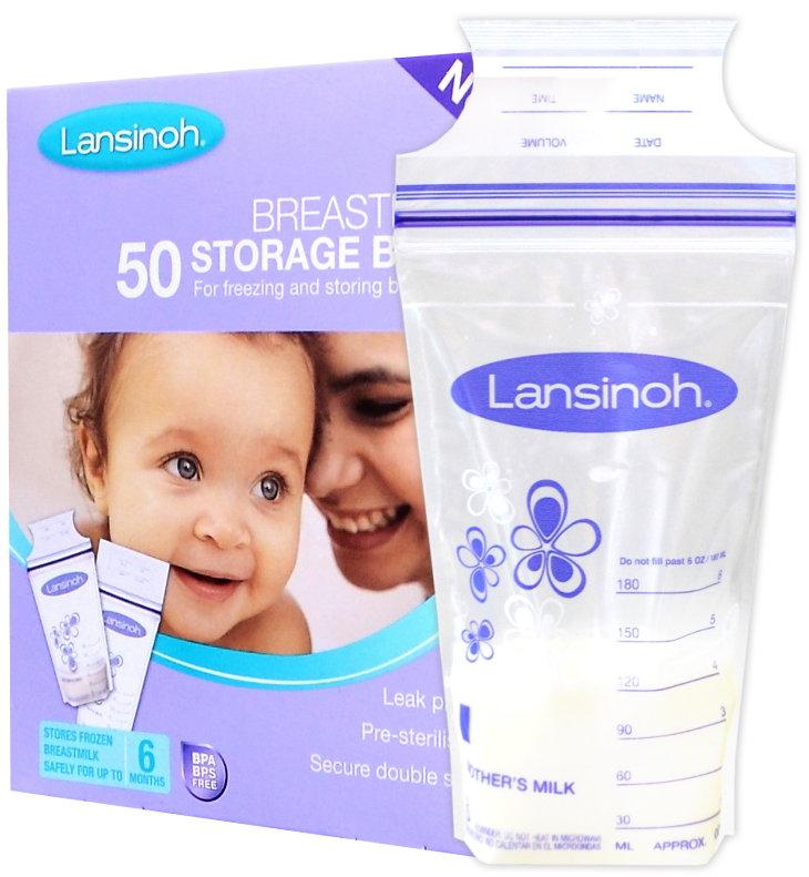 Lansinoh Muttermilchbeutel 50 Stück