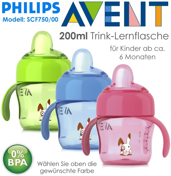 Philips Avent Trinkbecher Magic Cup 200ml