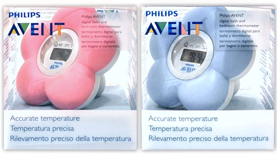 PHILIPS Avent SCH550/20 (Bad-Thermometer)