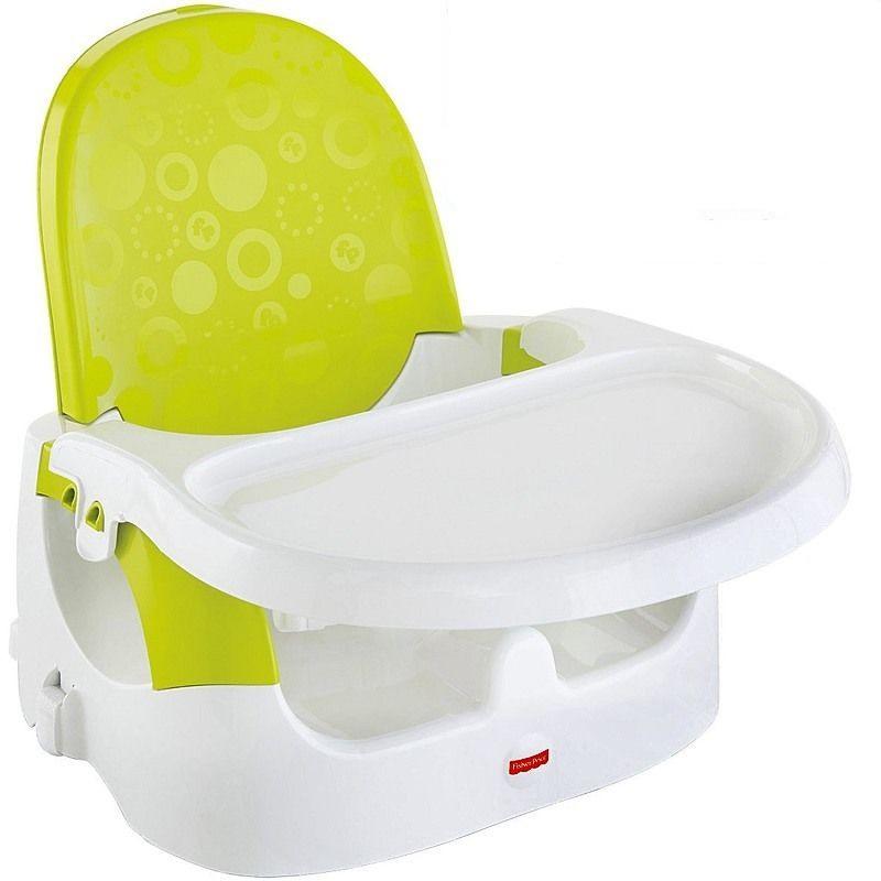 fisher price f ttersitz stuhlsitz baby kinder sitzerh hung hochstuhl mit tisch ebay. Black Bedroom Furniture Sets. Home Design Ideas
