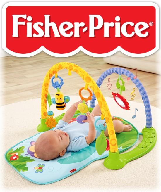 Fisher-Price Spieldecke, Erlebnisdecke