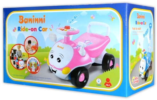 Baninni Ride-on car Rutscherauto