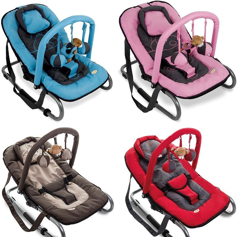 baninni baby relax hippo babyschaukel wippe mit einstellfunktionen. Black Bedroom Furniture Sets. Home Design Ideas
