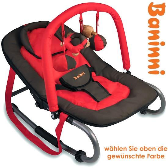 Baninni Baby Relax Classic Babyschaukel Wippe