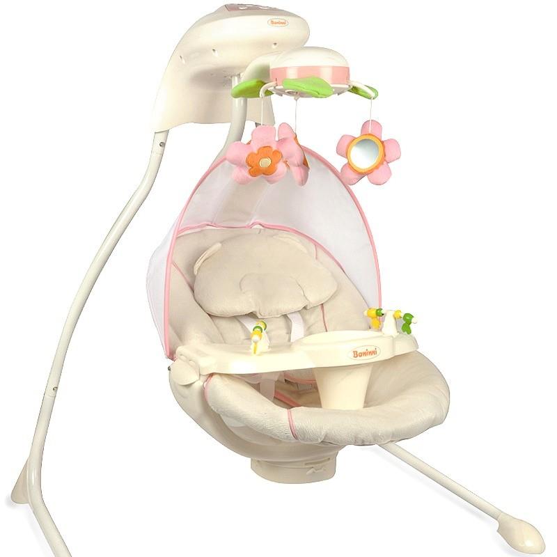 automatik babyschaukel automatische elektrische baby wiege. Black Bedroom Furniture Sets. Home Design Ideas