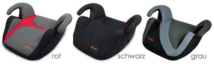 Baninni Auto Kindersitz, Sitzerhöhung