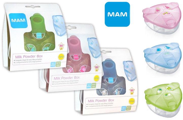 MAM: Milchpulverspender