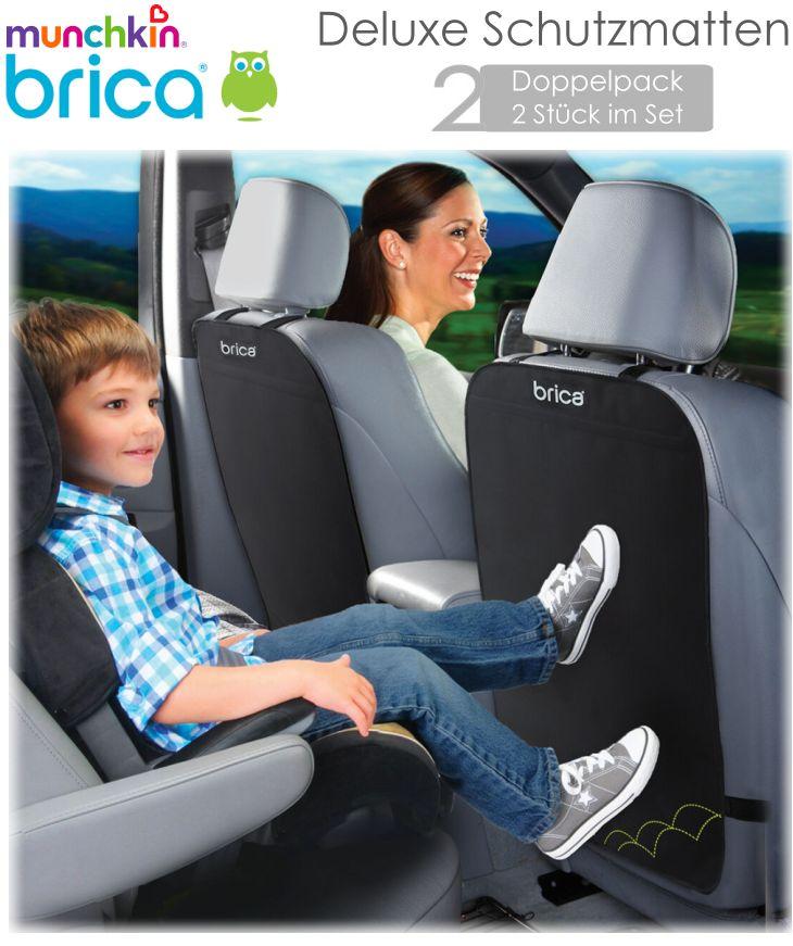 Brica Munchkin Schutzmatte für Autositze