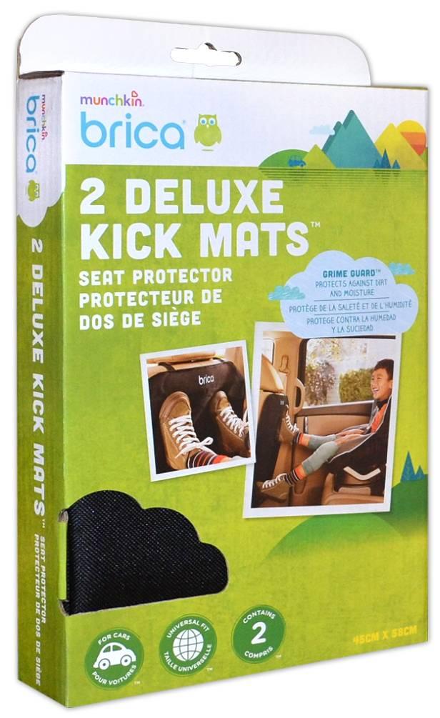Brica Munchkin Schutzmatte für Rückseite von Autositz