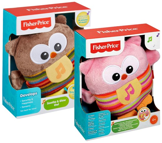 Fisher-Price Musikeule CN55 CN88