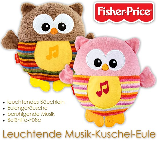 Fisher-Price Eule CN55 CN88