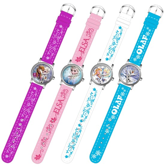 Die Eiskönigin Kinder Armbanduhr