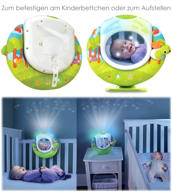 babybett projektor mit musik naturger uschen herzt ne nachtlicht magic firefly ebay. Black Bedroom Furniture Sets. Home Design Ideas
