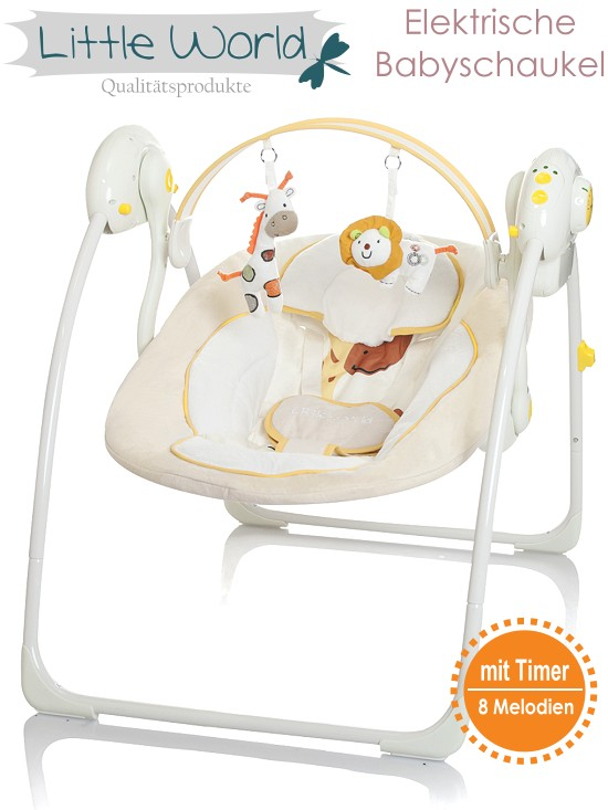 Little World elektrische Babyschaukel Dreamday