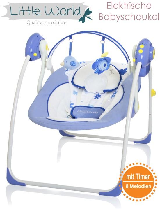 Little World elektrische Babyschaukel Dreamday