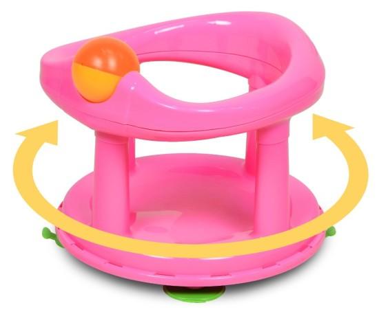 safety first baby badesitz drehbarer kinder. Black Bedroom Furniture Sets. Home Design Ideas