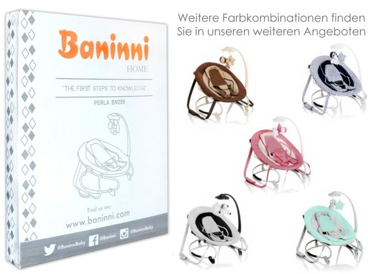 Baninni Babyschaukel Perla BN209