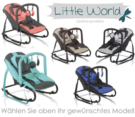 Little World Babyschaukel Stardust