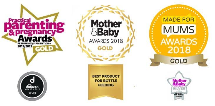 MAM: XL Babyflaschen-Starterset mit Sauger, Schuller