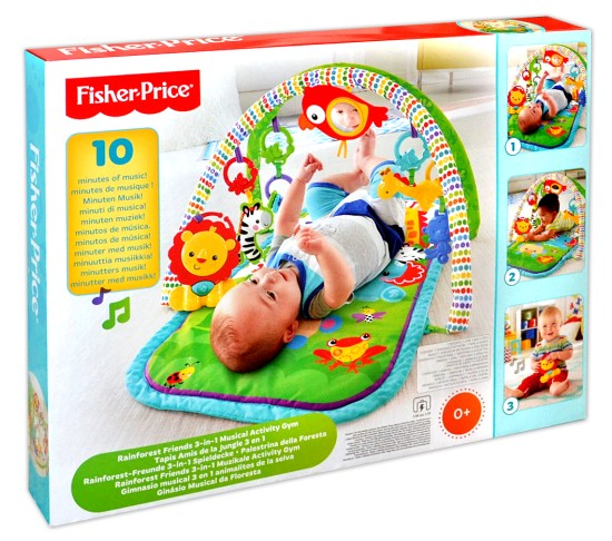 Fisher-Price Baby Babywippe Rainforest
