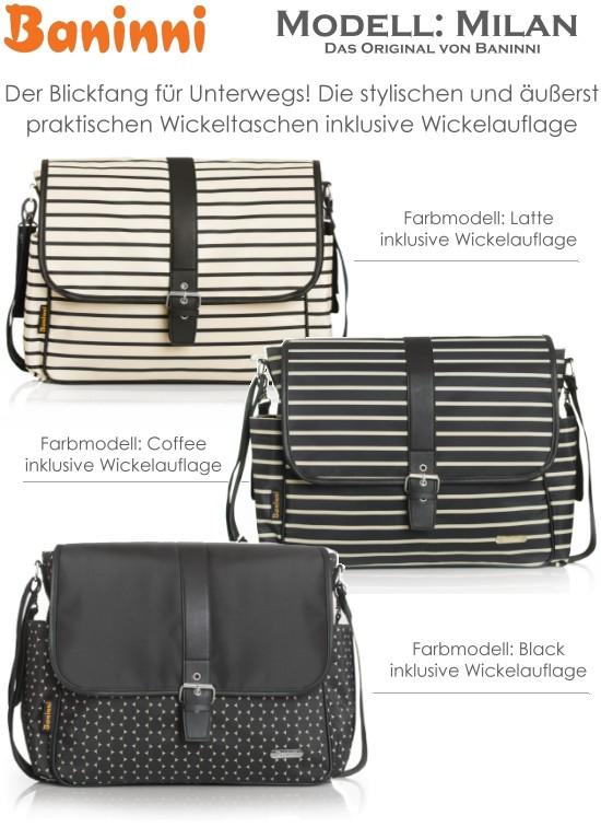 Baninni Wickeltasche
