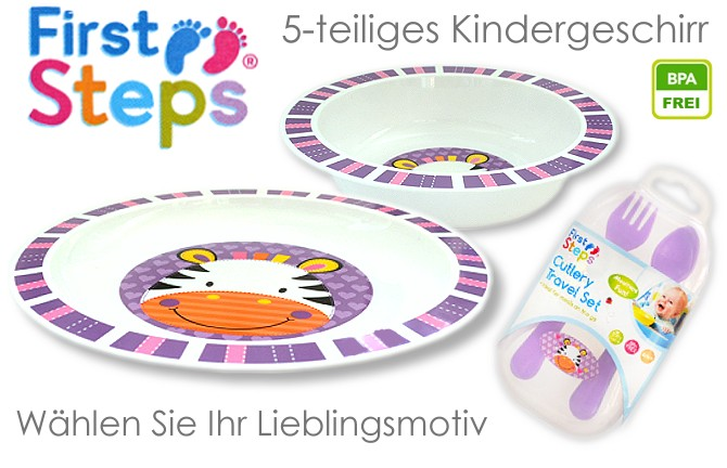First Steps Baby Kindergeschirr