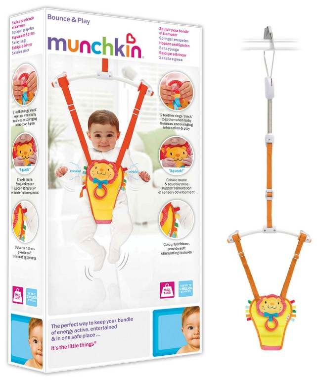 Munchkin Türhopser Bounce About