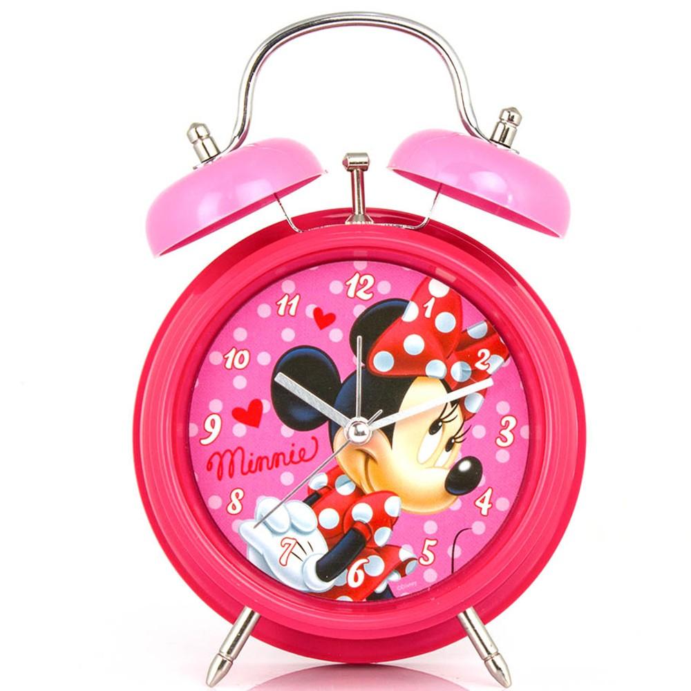 Disney: Kinder Wecker Glocken-Design Minnie Maus (563)