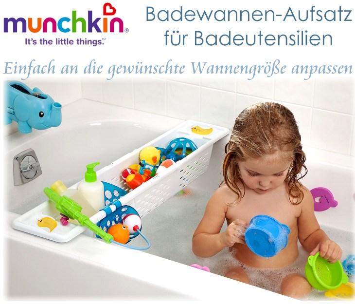 Halter für Badespielzeug, welcher flexibel anpassbar ist