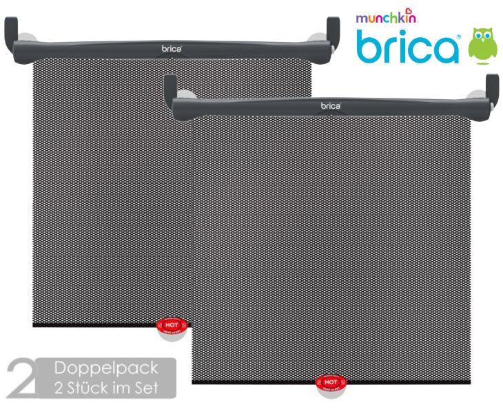 Auto Sonnenschutzrollo mit White Hot Technologie von Munchkin/Brica