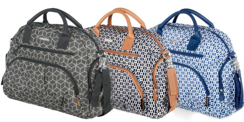 Baninni Wickeltasche mit vielen Zusatzfächern Torino BN250