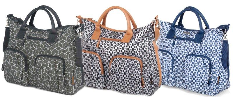Baninni Wickeltasche mit vielen Zusatzfächern Florence BN255
