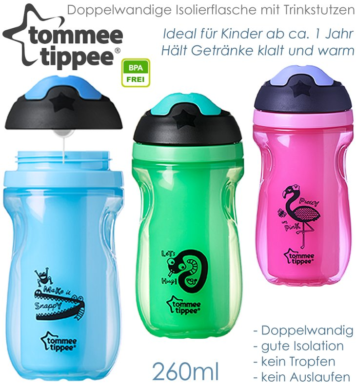 Tommee Tippee Sippee Cup Flasche mit Trinkschnabel