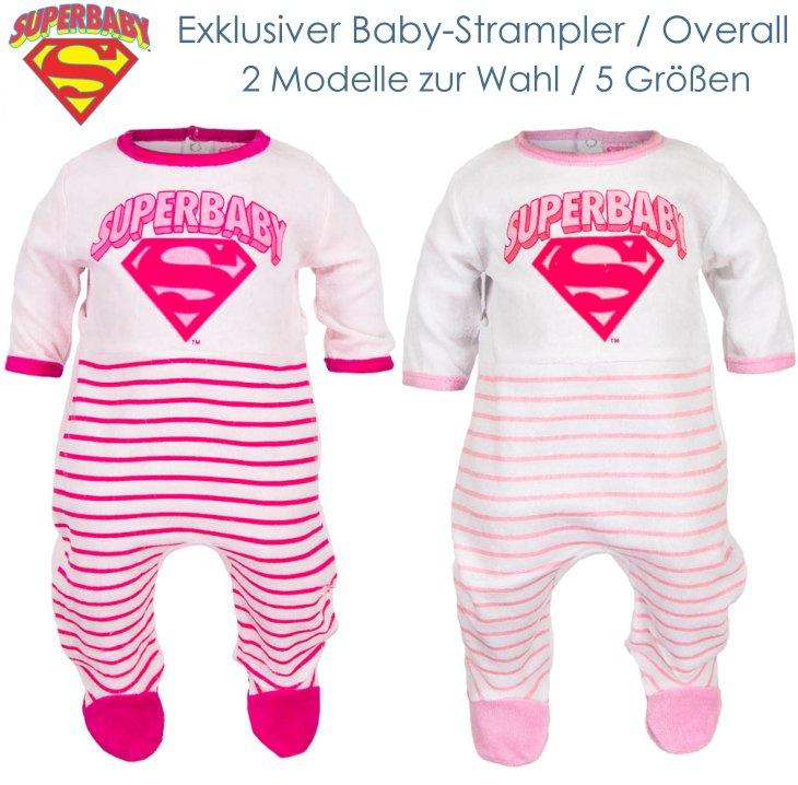 Superbaby Strampler Overall