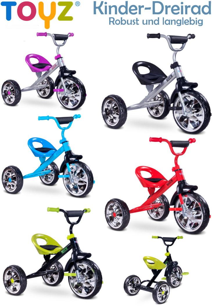 Caretero Toyz Kinder Dreirad