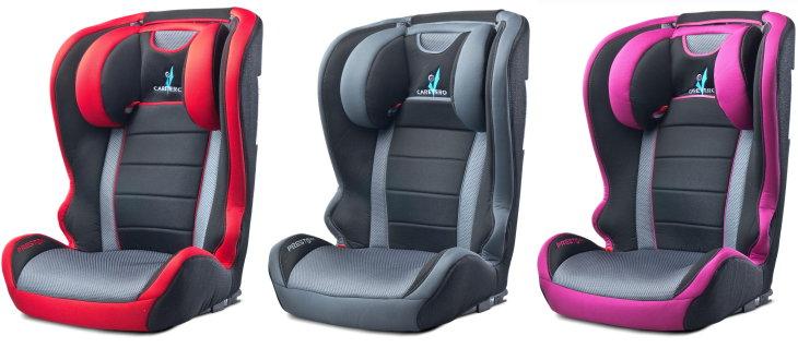 Caretero ISOFIX Auto Kindersitz Presto Fix