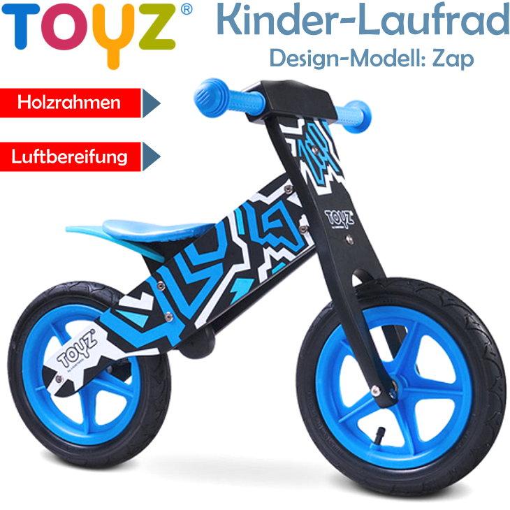 Toyz kinder Holz Laufrad Zap