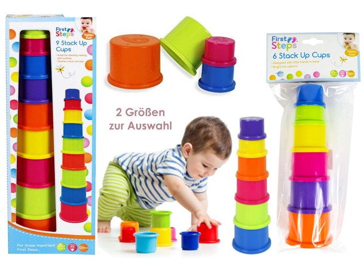 Steckspiele Für Kleinkinder : baby kleinkind steckspiel stapelspiel kinder steckspielzeug motoriktrainer neu ebay ~ Watch28wear.com Haus und Dekorationen