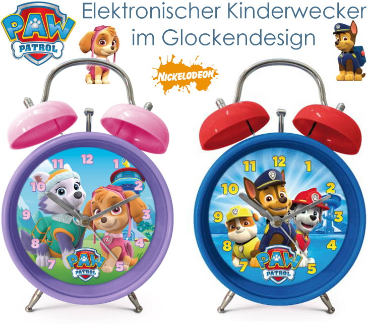 Minnie Maus Kinderwecker