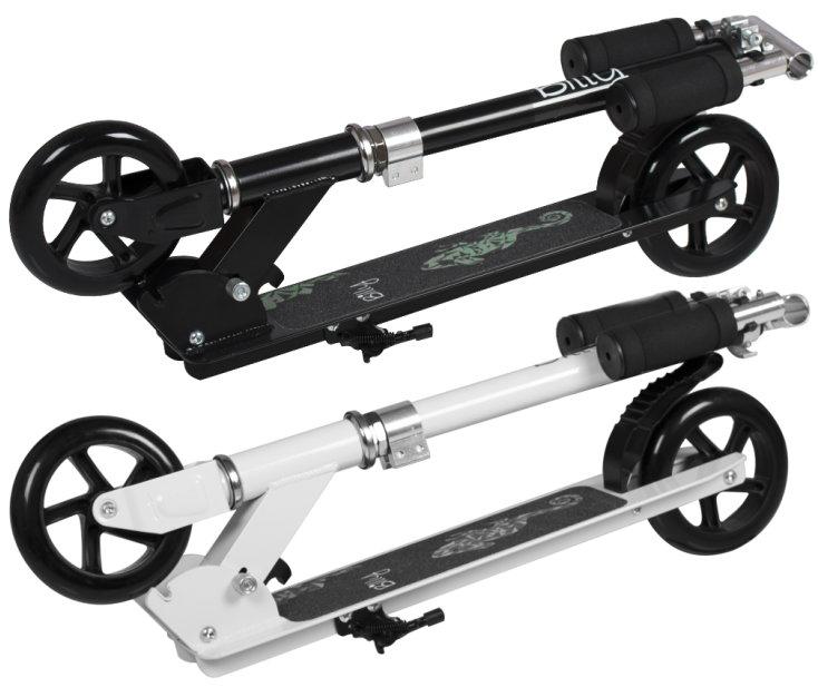 Roller Scooter für Kinder und Jugendliche Kickroller Billy Limon