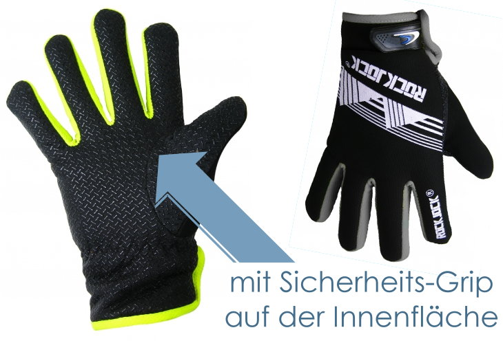 Thermo Handschuhe von Rock Jock