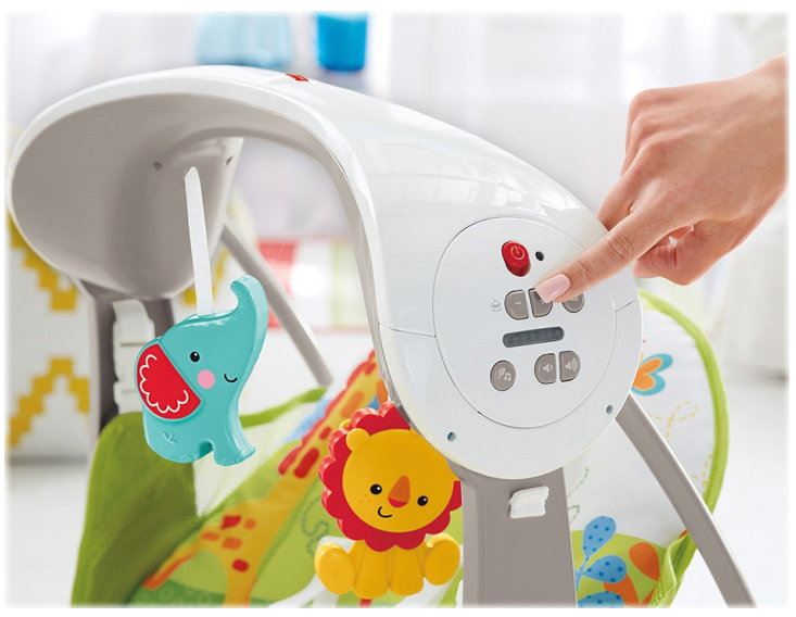 Fisher-Price elektrische Babyschaukel CJV02 CCN92