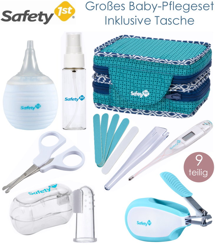 Safety 1st Baby Pflegeset