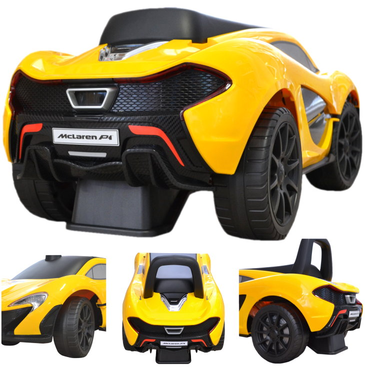 McLaren Kinder Rutscher Auto Bobbycar